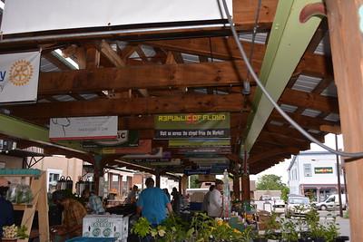 Floyd Farmers Market, 17 Jun 2017