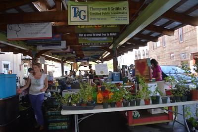 Floyd Farmers Market, 23 Jun 2018