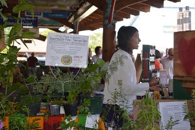 Floyd Farmers Market, 28 Jul 2018