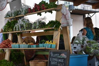 Floyd Farmers Market, 7 Jul 2018