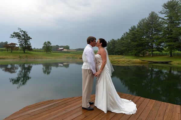 Floyd Virginia Weddings - Candace & Lee