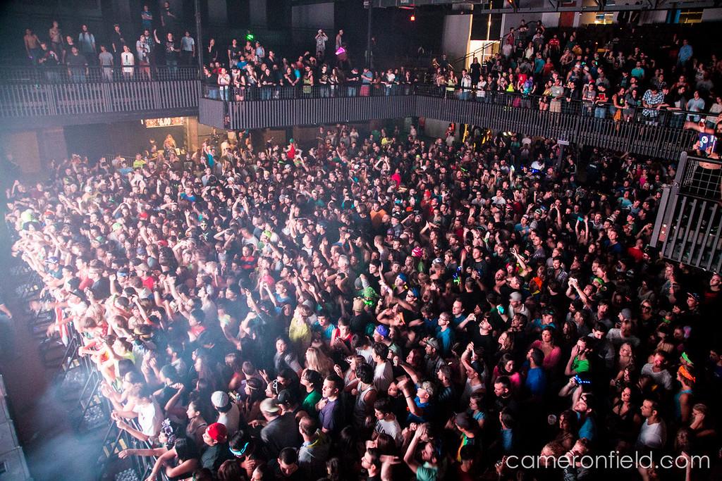 Flux Pavilion - Austin Music Hall - 2013