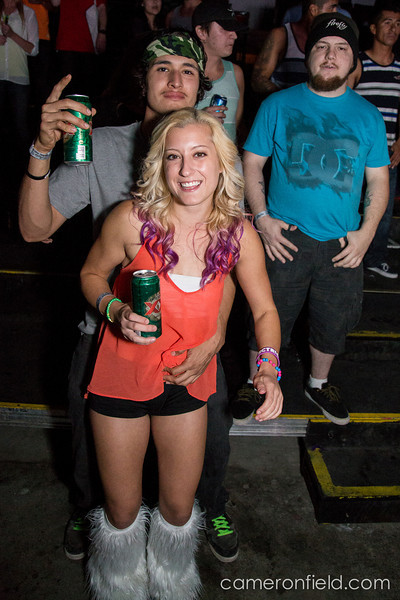 Flux Pavilion - Austin Music Hall - 2013