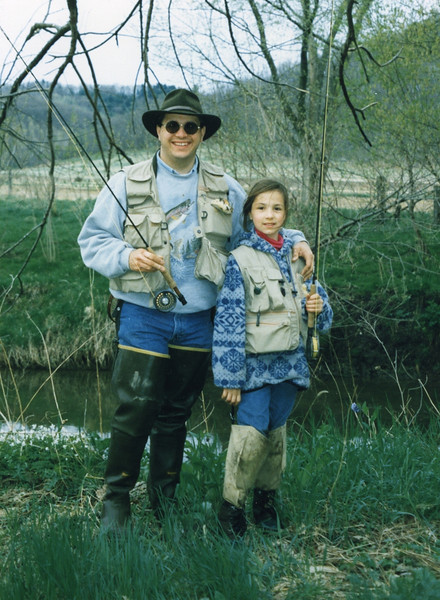 Fly Fishing - Early Years