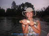 Rachel is all grown up and still fishing!