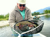 Boyce brings his sons fishing in Montana as often as he can.