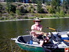 Aug 30, Clark Fork, Bo with a pike