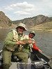 May 3 - Missouri River, Barry and Ray