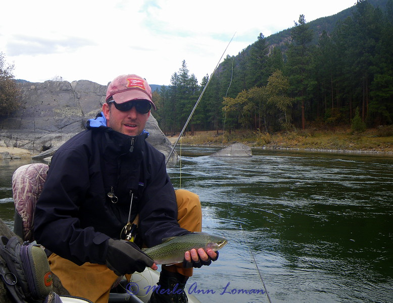 Oct 18, Clark Fork, Peter
