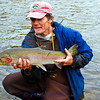 30 inch steelhead, Dave Jones.