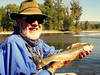 Doc Bolton fishing with Terry September 2008