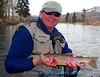 April 4, 2009 Bitterroot - Kent Myers fishing with Terry