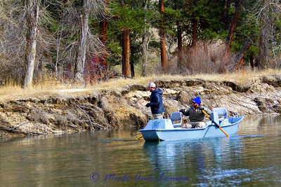 Fishing the Bitterroot