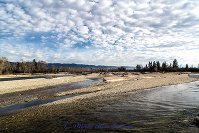 Middle Bitterroot River in Montana IMG_6923