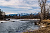 Bitterroot River south of Hamilton, Montana - 1-25-2015 IMG_5380