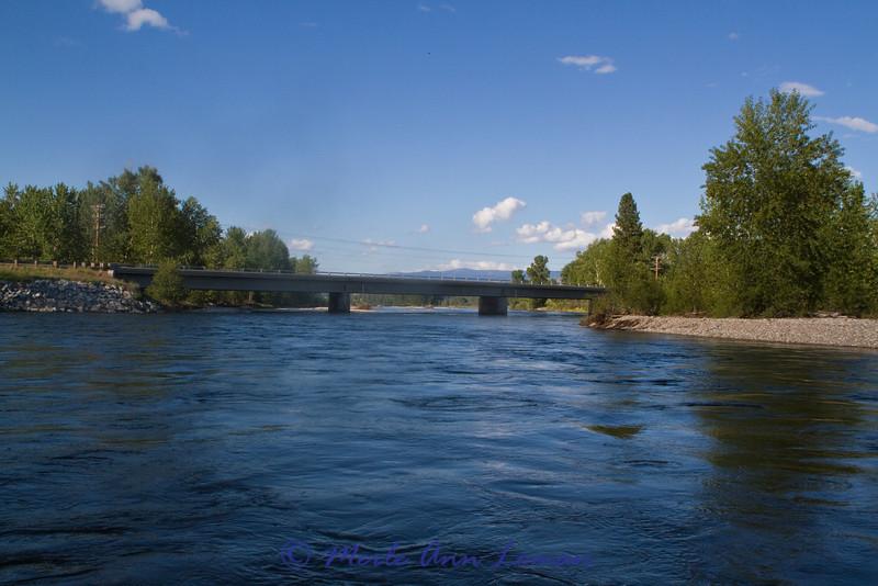 Bell Crossing bridge