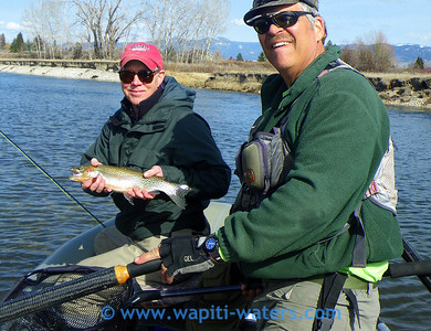 Tom and a nice cutthroat