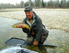 Jack Mauer with a nice brown trout