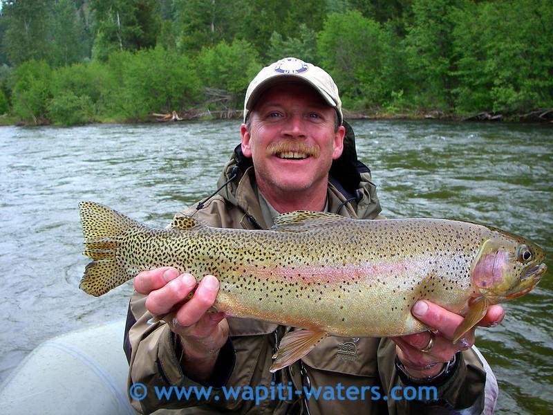 fat cutthroat trout