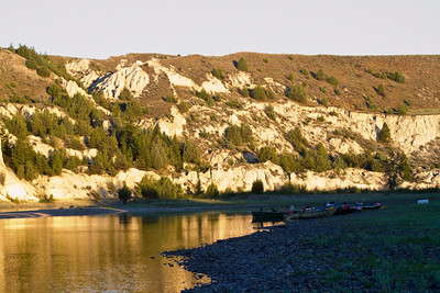 2010 Flathead River trip - day three