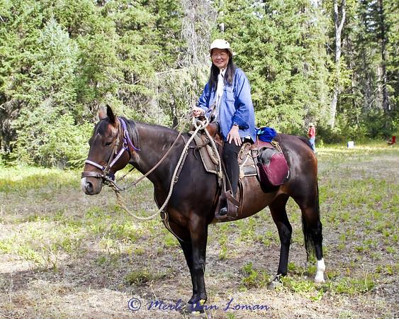 2011 South Fork of the Flathead, Bob Marshall Wilderness, a few portraits