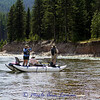 Fish on, again! A ltitle one, but healthy cutthroat recruits mean more bigger trout later. Fish were biting even on this very bright day.