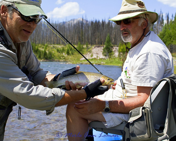 2011 South Fork of the Flathead, Bob Marshall Wilderness, a day on the river