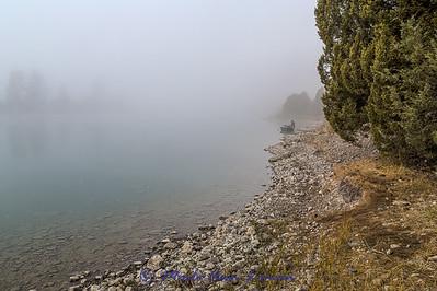 2015 Flathead River south of Polson