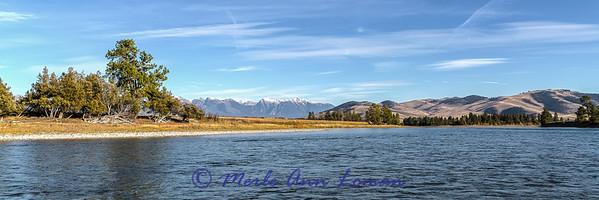 20151021-3R9B9650-Flathead-River-Bison-Range-12x36