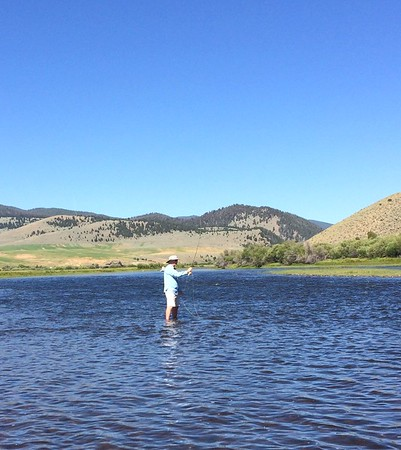 Wapiti Waters Fly Fishing Photos