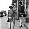 USA. New York City. 1966. East 100th Street.