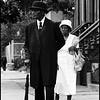 USA. Harlem. NY. 1963. Sunday morning in Harlem.