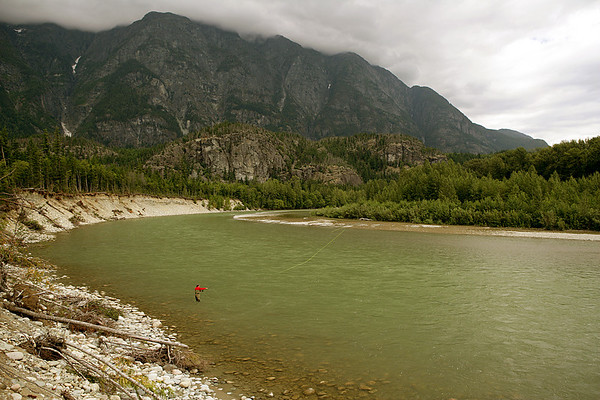 CANADA / Dean River, British Columbia
