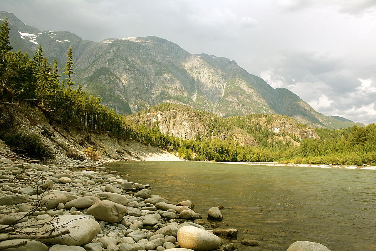 Dean River, Canada