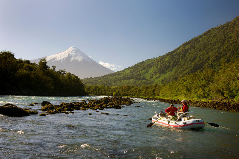 Petrohue River, Chile