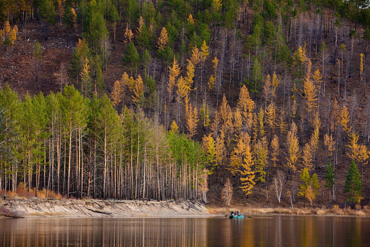 Secret River, Mongolia
