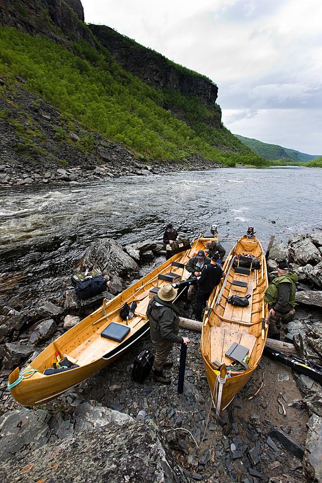 NORWAY / Alta River