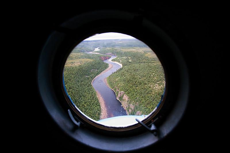 RUSSIA / Ponoi River, Kola Peninsula