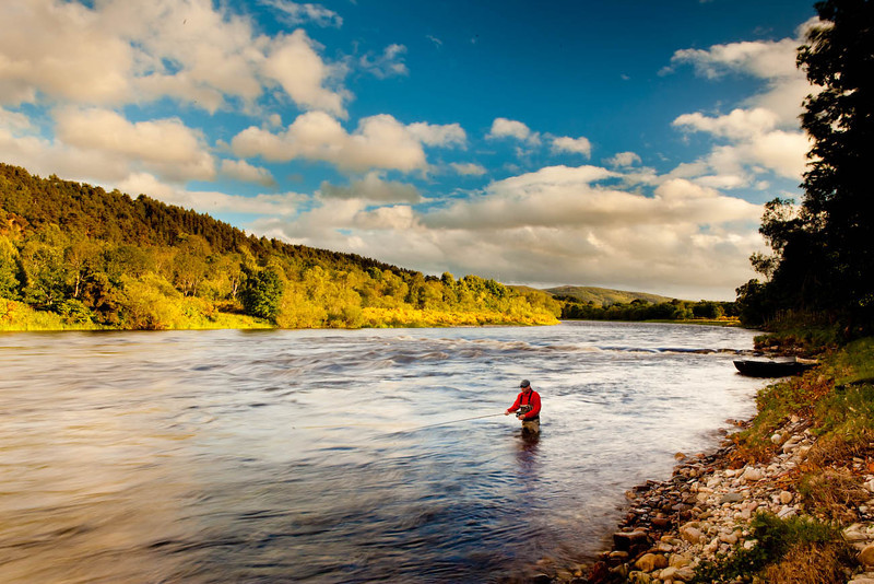 River Spey, Brae Water 05.2011