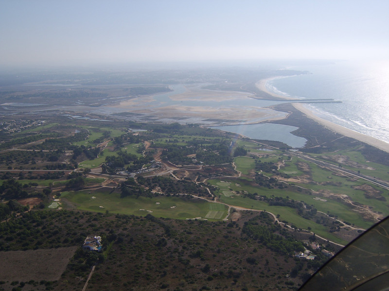 Lagos & Alvor From The Air