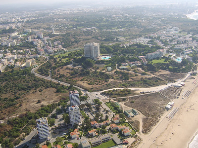 Alvor From The Air