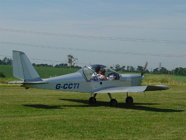 Eurostar G-CCTI