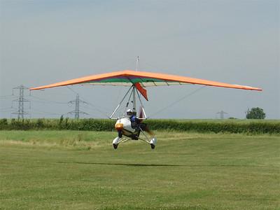 Mat landing