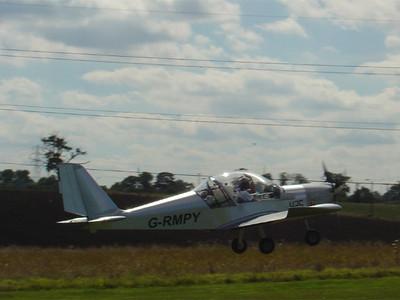 Eurostar taking off