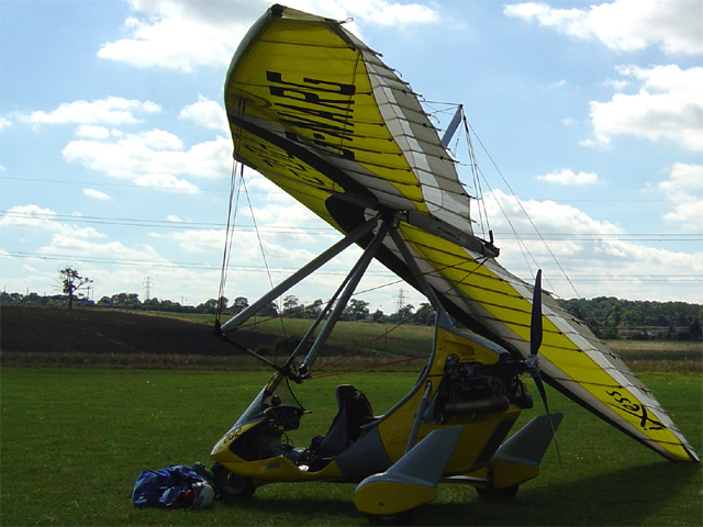 Air Creation Tanarg G-NARG
