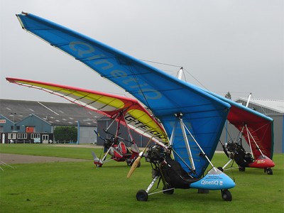 Trikes at Sywell