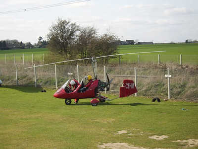Gyro-copter Training