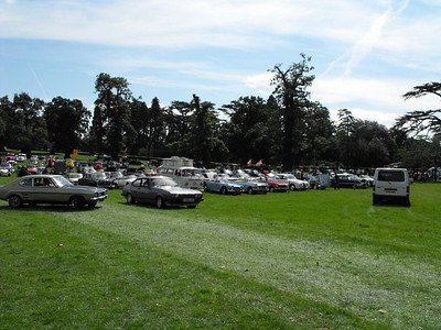 The Woburn Rally 2009