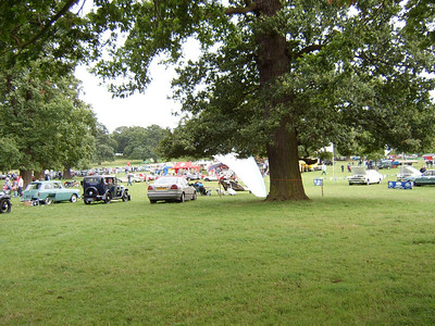 The Woburn Rally August 2008