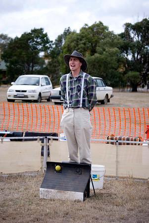 Flyball, Ballarat -  April 2008 - People Shots